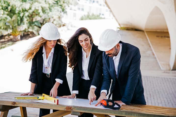 Des architectes co-construisent le projet !