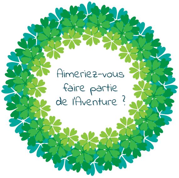 Aimeriez-vous faire partie de l'Aventure ? Lien vers: ContribuerAuProjet