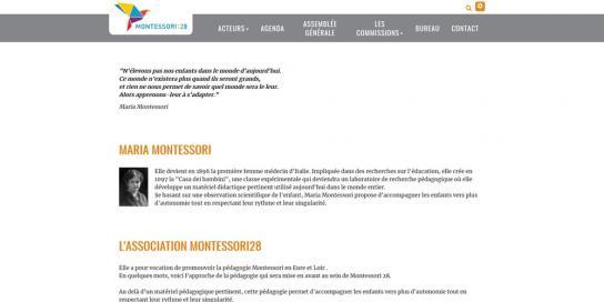 Montessori28 Lien vers: https://colibris-wiki.org/montessori28/