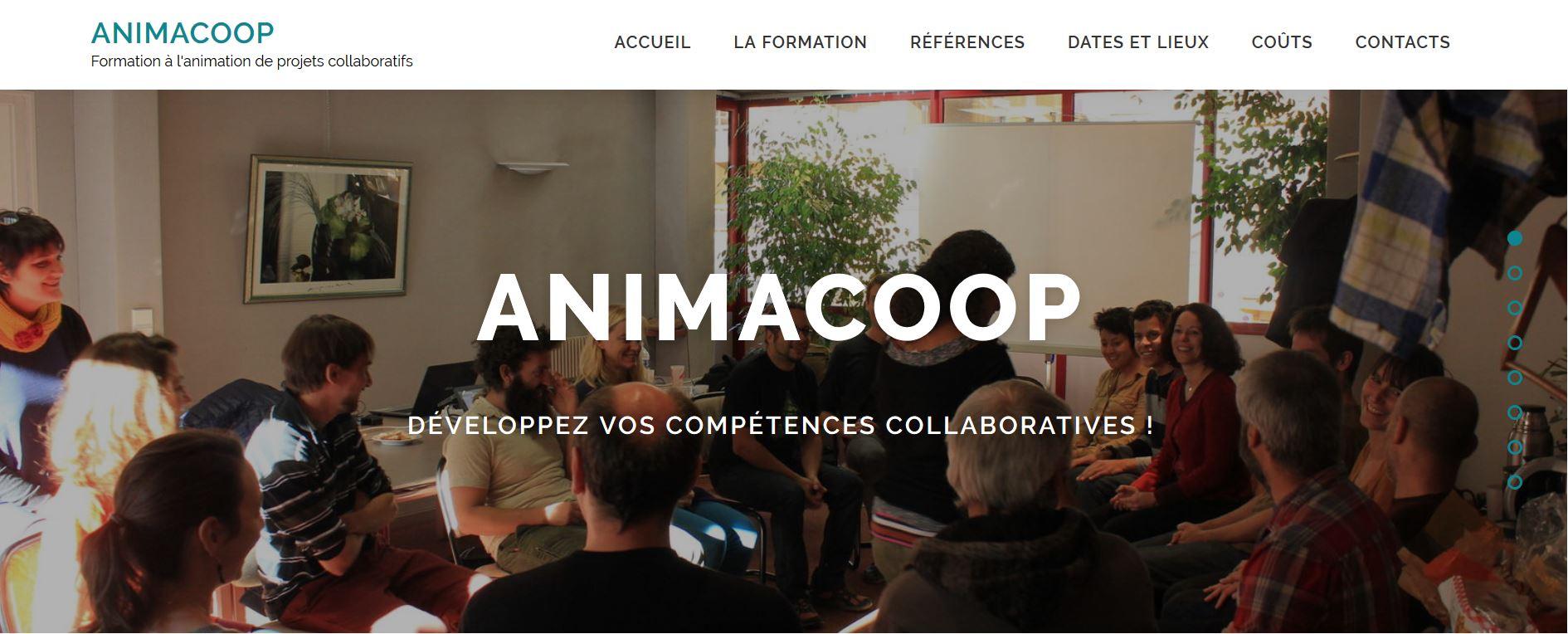 formation animacoop Lien vers: http://animacoop.net